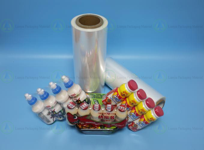 LJ04 High Performance Shrink Film